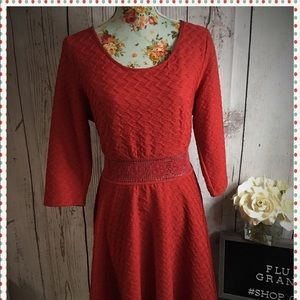 American Rag Red Dress XL